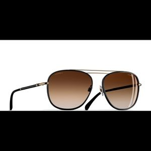 Chanel Sunglasses- Pilot fall - Never used